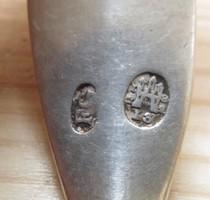 Antik 13 latos székesfehérvári ezüst evőkanál 1822