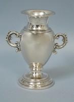 Régi ezüst váza