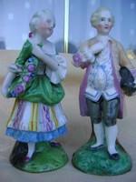 Antik Meisseni porcelán XVIII., századból kb. 1740-1760 között