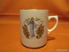 Zsolnay mese mintás bögre, csésze