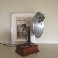 Asztali lámpa steampunk loft retro