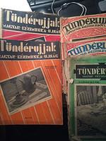 TÜNDÉRUJAK   1927-32