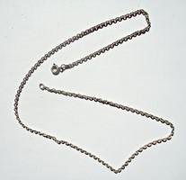46 cm. hosszú ezüst nyaklánc