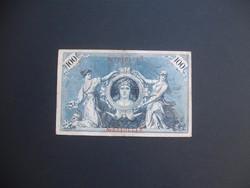 100 márka 1908