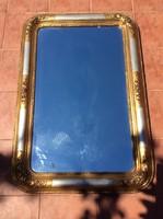 Biedermeier antik tükör