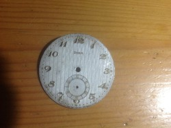 Doxa 41 mm számlap