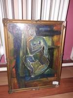 Schönberger Armand festmény eladó