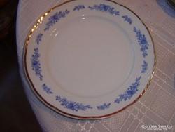 Nagyon szép süteményes tányér 2 darab