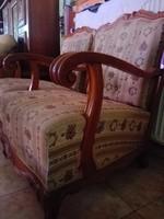 Kényelmes karfás fotel párban