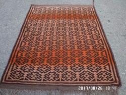 Antik Belucshi értékes kézi csomózású 100%gyapjú szőnyeg eladó 220cmx7132cm