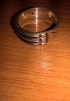 Ezüst Atlantiszi gyűrű női méret