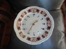 Zsolnay porcelán falióra