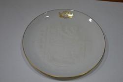 Herendi fali tányér