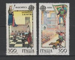 EUROPA-CEPT Olaszország 1981 postatisztán (Kat.: 2,50 Euro) (161)