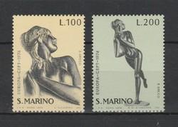 EUROPA-CEPT San Marino 1974 postatisztán (Kat.: 1,50 Euro) (164)