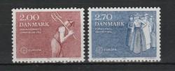 EUROPA-CEPT Dánia 1982 postatisztán (Kat.: 2 Euro) (169)