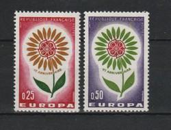 EUROPA-CEPT Franciaország 1964 postatisztán (Kat.: 1 Euro) (174)