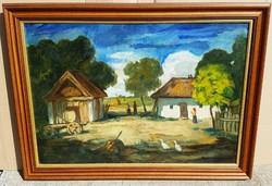Iványi Grünwald Béla festmény!