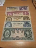 Forint sor!