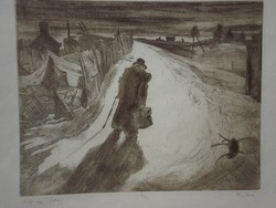 Kéri Imre (1945 - )  -  A nap vége