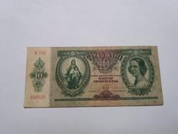 10 Pengő 1936-os   bankjegy!