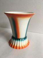Korai oszták art deco váza