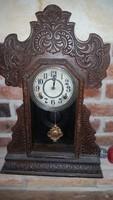 1900-as Ingraham Seneca óra, működik!