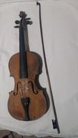 Zimmermann, Julius Heinrich lipezig hegedű