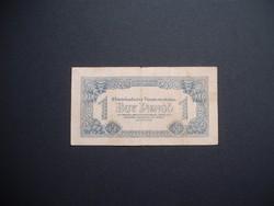 VH. 1 pengő 1944