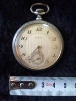 Antik ezüst zsebóra TEGRA  Ancre működőképes