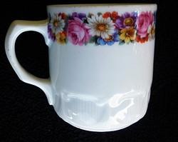 Gyönyörű romantikus antik csésze