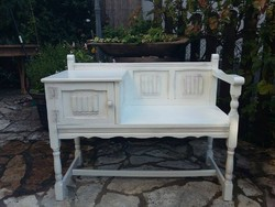 Provence pad , asztal , ülőke