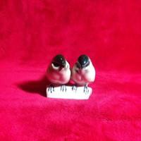 Zsolnay madárkák