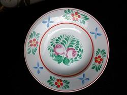 Hollóházi fali tányér