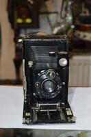 Harmonikás fényképezőgép
