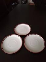 Zsolnay porcelán kistányér csészealj készlet pótláshoz