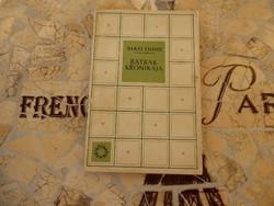 Barát Endre Bátrak krónikája Antikvár könyv Ritka