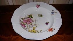 Herendi antik mély,leveses tányér