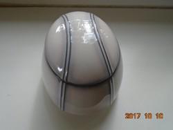 Designer kerámia cukortartó-különleges forma és színvilággal-kupolával