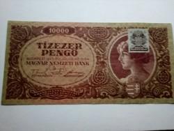 1945-ös Dézsmás 10000 Pengő EF+