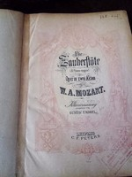RÉGI KOTTA  -   W.A. Mozart    Die Zauberflöte