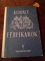 RÉGI KOTTA  -   Kodály Zoltán: Férfikarok