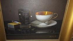 Szilagyi i:asztali csendelet