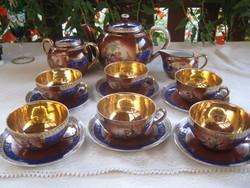 Zsolnay  antik teás
