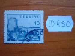 TÖRÖKORSZÁG 40 (K) 1960 Ipar és technológia D490
