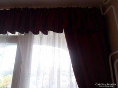 Dekor függöny