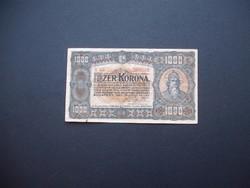 1000 korona 1923 B 44