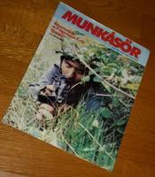 A Munkásőr című lap 1985. szeptemberi száma