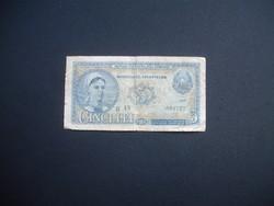5 lei 1952 G