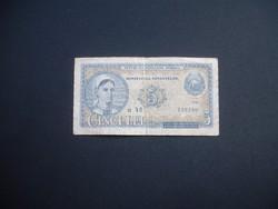 5 lei 1952 N